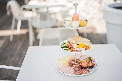 Livios Café, Bar und Restaurant - unser Frühstück im Restaurant hilft Ihnen gesund und vital in den neuen Tag einzusteigen