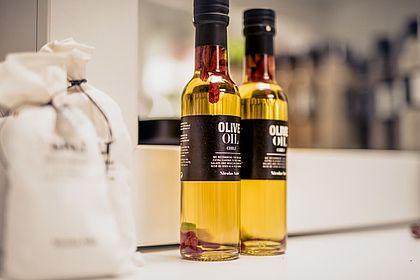 Livios für Daheim. Außergewöhnliches Chilli Olivenöl