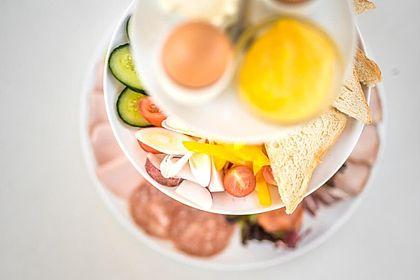 Livios Café, Bar und Restaurant - wir bieten Ihnen eine selektierte Auswahl an Köstlichkeiten für Ihr Frühstück bei Livios