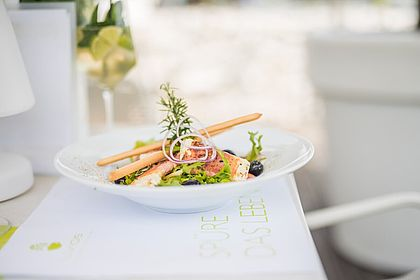 Livios Café, Bar und Restaurant - Mittagsmenü von Montag bis Freitag