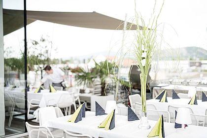 Livios Café, Bar und Restaurant - Frühstück auf der wundervollen Terasse genießen