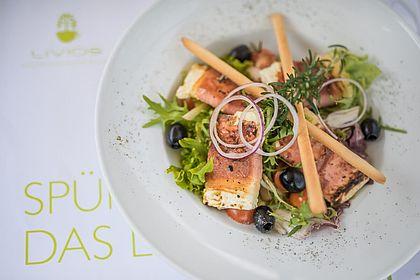 Livios Café, Bar und Restaurant - Kulinarische Köstlichkeiten im Restaurant