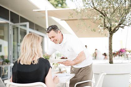 Livios Café, Bar und Restaurant - Gastfreundschaft und Herzlichkeit zeichnen das Livios Restaurant aus