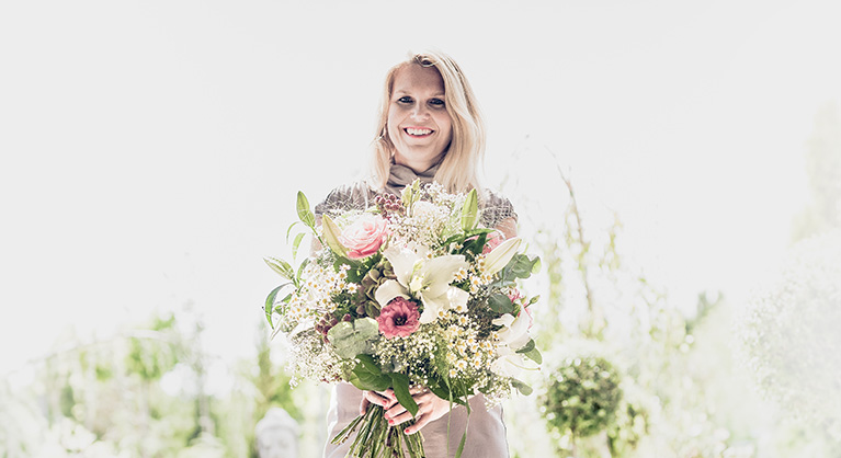 Livios Geschäftsführerin Bettina Huber